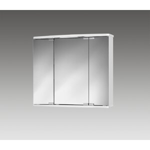 68 cm x 60 cm Spiegelschrank Funa with LED Light..