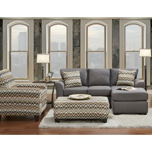 Mueller Configurable Living Room Set by Latitude Run
