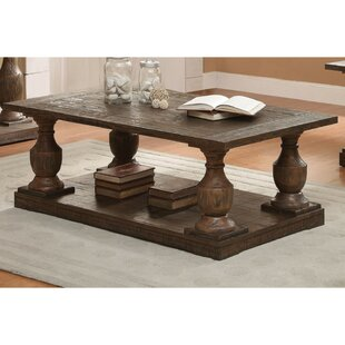 Alcott Hill Colon Wooden Console Table