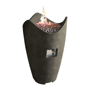 Mangrum Concrete Propane Fire Pit By Sol 72 Outdoor
