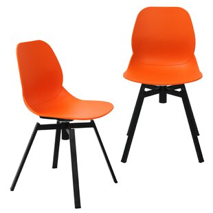 Purchase Joy Dining Shell Side Chair (Set of 2) by eModern Decor Reviews (2019) & Buyer's Guide