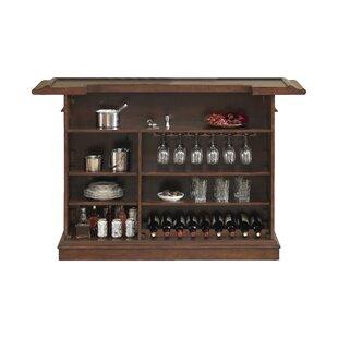 Valore Bar with Wine Storage