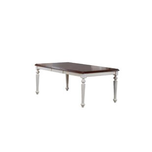 Kenya Solid Wood Dining Table August Grove