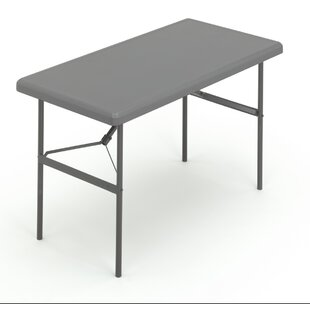 Reviews Indestruc-Tables Too™ 48 Rectangular Folding Table ByIceberg Enterprises