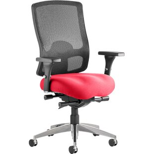 Mid-Back Mesh Desk Chair By Symple Stuff