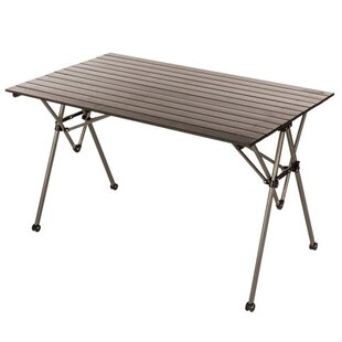 Tabor Folding Aluminum Dining Table