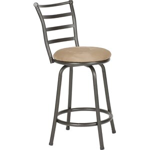 Deandre Swivel Bar Stool