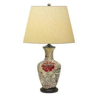 Fall Garden 28 Table Lamp
