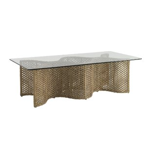 Aviano Wicker Coffee Table