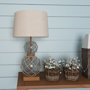 Where buy  Bartett 28 Table Lamp By Breakwater Bay