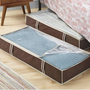 Fabric Underbed Storage (Set of 2)