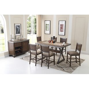Counter Height Dining Table BestMasterFurniture