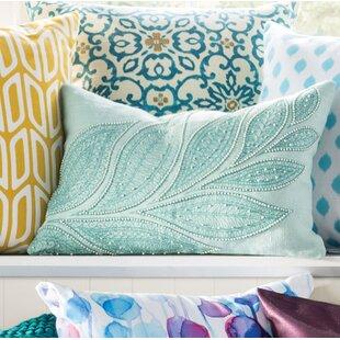 Tessie Lumbar Linen Pillow Cover