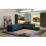 Weisman Right Hand Facing Modular Sectional with Ottoman by Brayden Studio®