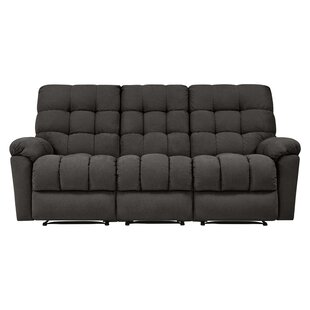 Maye Tufted Reclining Sofa by Red Barrel Studio