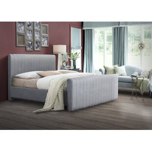 Mowbray Upholstered Bed Frame By Canora Grey