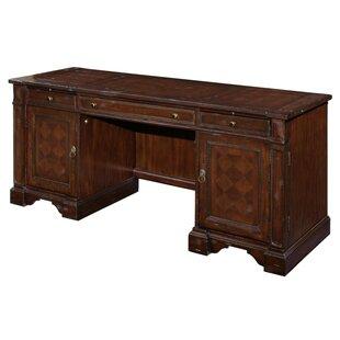 Crediton Executive Desk by Fleur De Lis Living