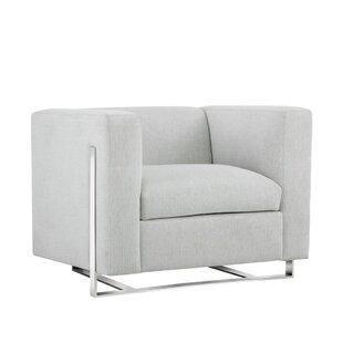 Sunpan Modern Club Club Chair