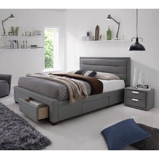 Stephanie Kingsize (5') Storage Bed By Ebern Designs