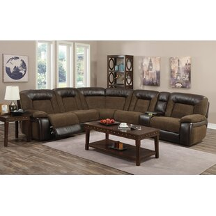 Compare & Buy Emery Reclining Sectional by Red Barrel Studio Reviews (2019) & Buyer's Guide