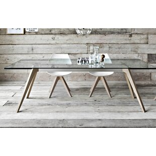 Delta Extendable Dining Table Pianca USA