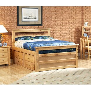 Reviews Akers Full Mate's and Captain's Bed with Storage by Harriet Bee Reviews (2019) & Buyer's Guide