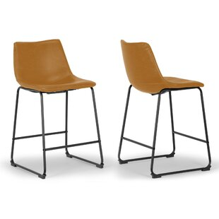 Budget Myrick 23.5 Bar Stool (Set of 2) by Union Rustic Reviews (2019) & Buyer's Guide