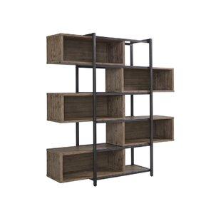 Elisha Standard Bookcase by 17 Stories