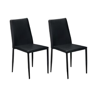 Astra Upholstered Dining Chair (Set Of 2) By 17 Stories