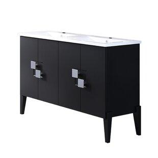 49 Double Bathroom Vanity Set by Bellaterra Home