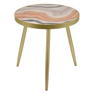 Beaird Wood Decorative End Table