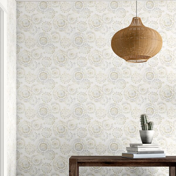 Bohemian Wallpaper Wayfair