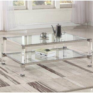 Affordable Price Mcauley 2 Piece Coffee Table Set ByOrren Ellis