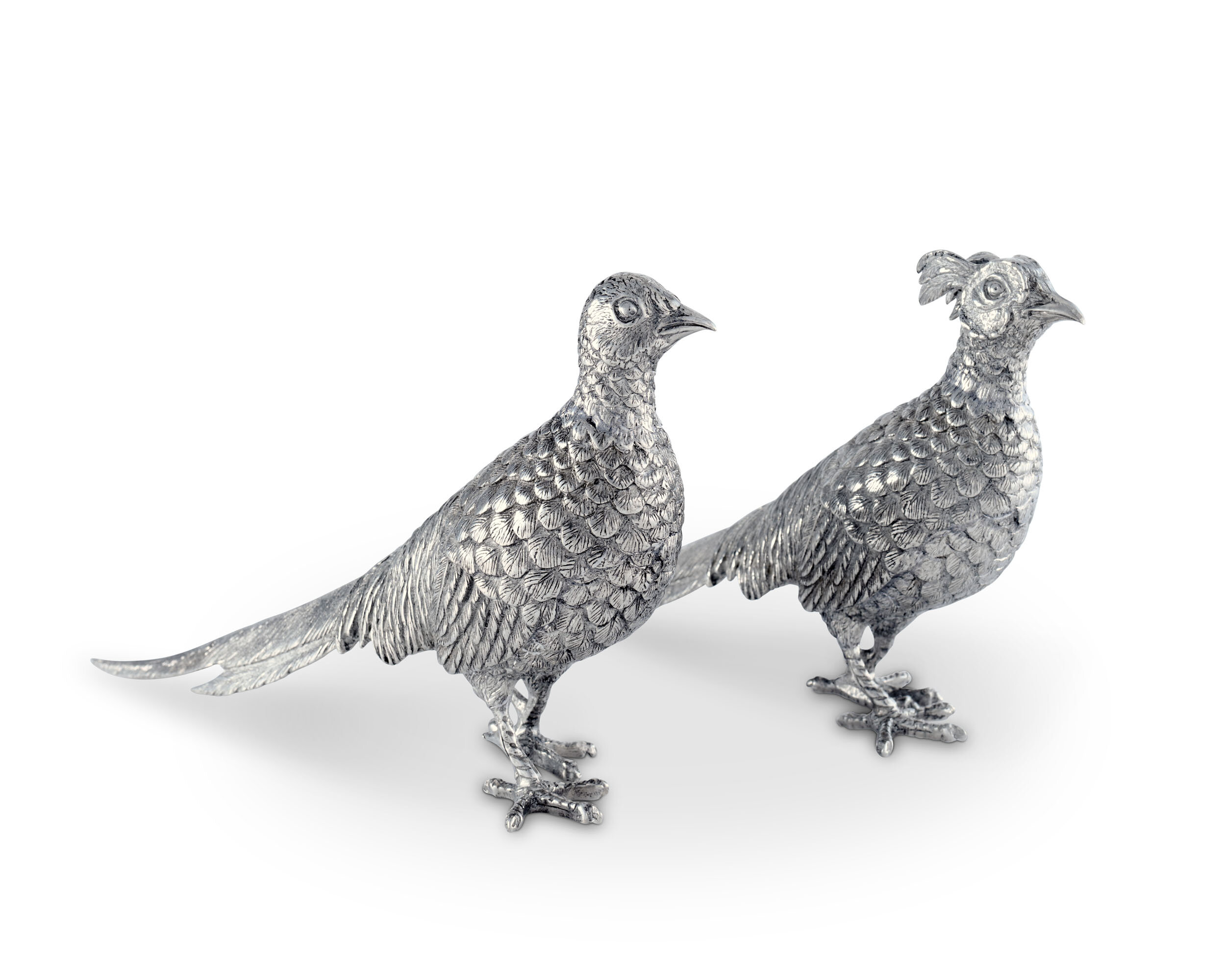 Bird Silver Decorative Objects You Ll Love In 2021 Wayfair
