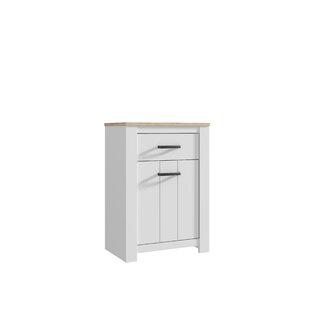 Yashvi 9 Pair Shoe Storage Cabinet By Mercury Row