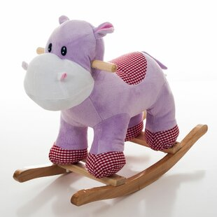 Online Reviews Henrietta the Hippo Rocker ByHappy Trails