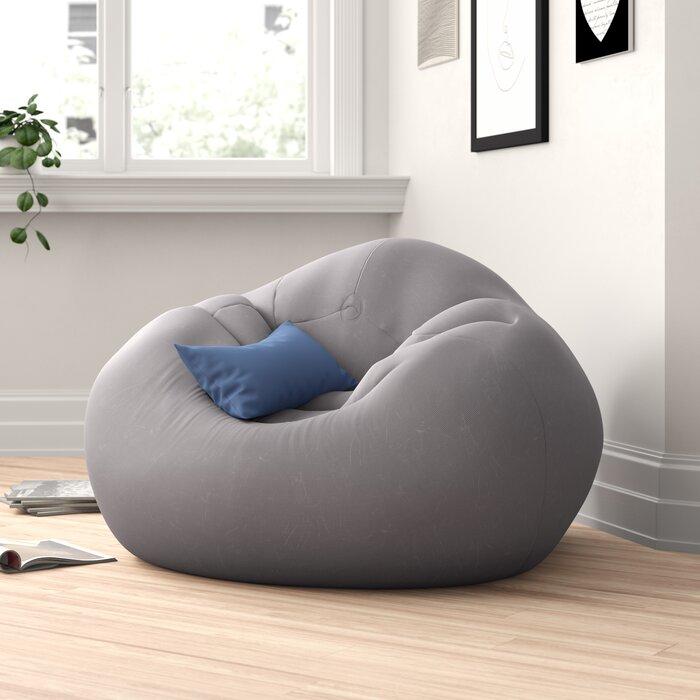 Groovy Beanless Bag Chair Dailytribune Chair Design For Home Dailytribuneorg