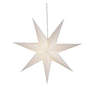 1 White Saturnus Lighted Window Decor By Markslojd