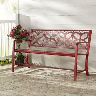 Nicholls Metal Garden Bench