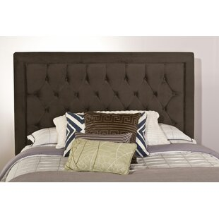 Darby Home Co Tux Upholstered Panel Headboard