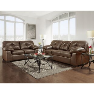 Stalnaker 2 Piece Living Room Set by Millwood Pines