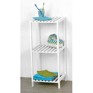 Shopping for Miami 13 W x 31.1 H Bathroom Shelf ByEvideco