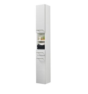 Jeannette 25cm X 181cm Free-Standing Cabinet By Zipcode Design