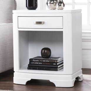 Cuccia 1 Drawer Nightstand by Red Barrel Studio