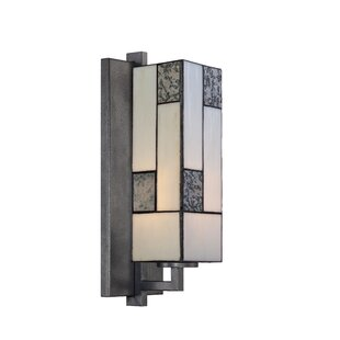 Bargain Bradley 1-Light Wall Sconce By Designers Fountain