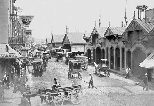 Buyenlarge Delaware Avenue Port Marketplace Philadelphia Pa Photographic Print