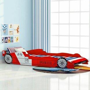 Pinney European Single Car Bed By Zoomie Kids