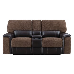 Micaela Reclining Loveseat by E-Motion Fu..