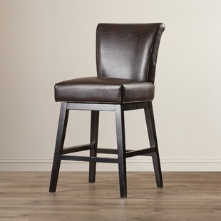Cheeseman 27 Swivel Bar Stool Winston Porter