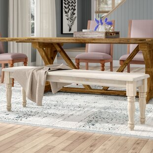 Lark Manor Arras Wood Bench